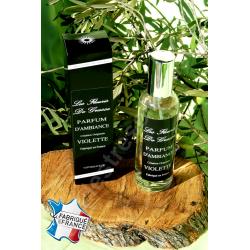 Violette Parfum d'ambiance 100ml - Les fleuris de Grasse