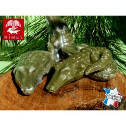 Savon crocodile de Nîmes