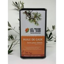 HUILE DE SOINS PIEDS