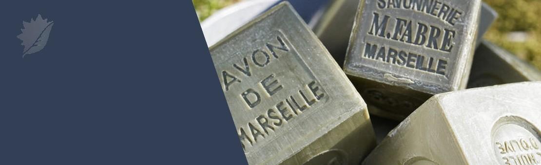 Le savon de Marseille authentique fabriqué depuis 1900